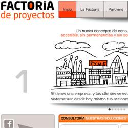 Factoria de proyectos